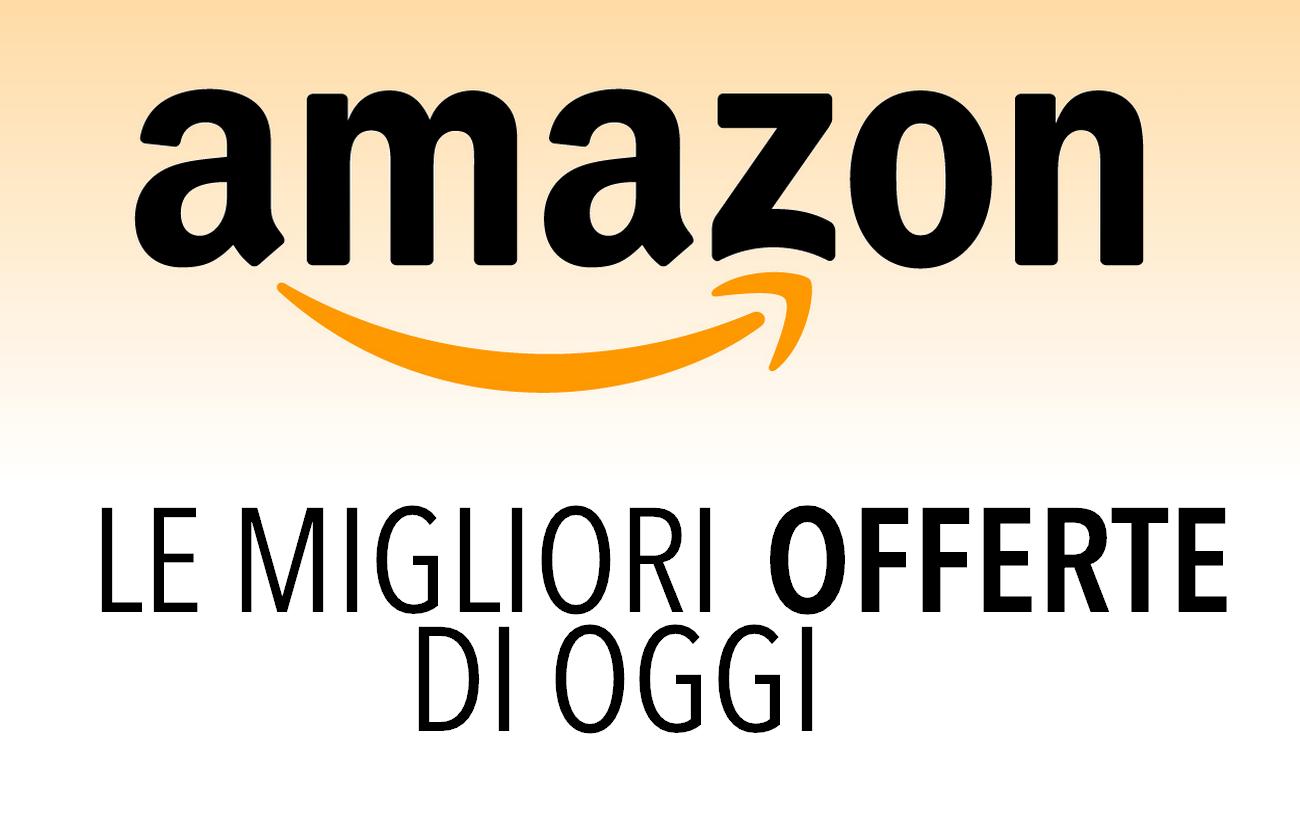 le offerte del giorno su Amazon
