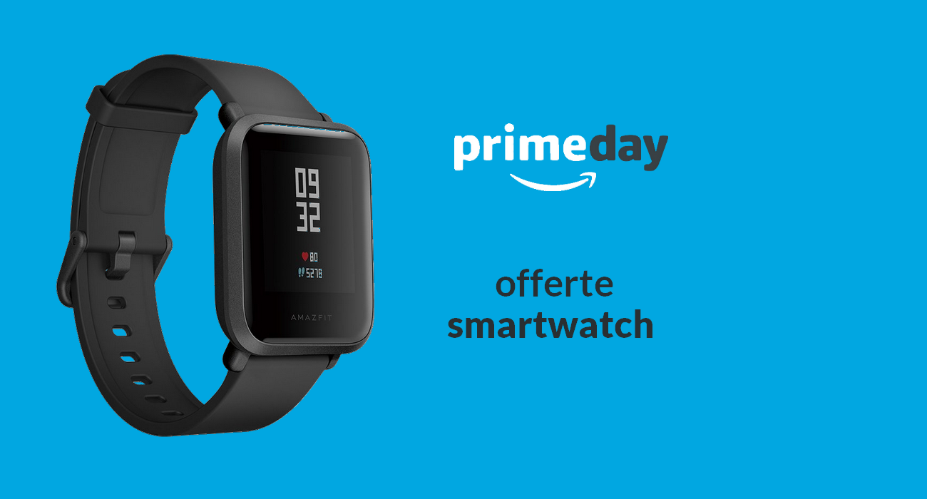 Amazon Prime Day 2018, smartwatch