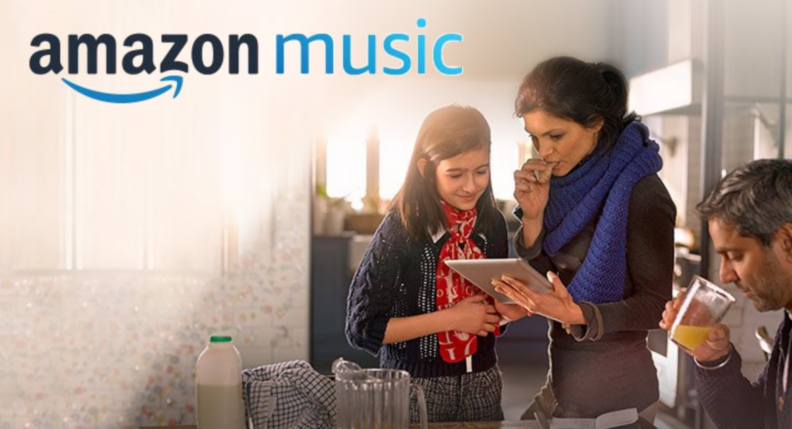 Amazon Music, 50 milioni di brani a disposizione